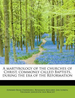 A martyrology of the...