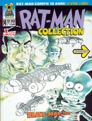 Rat-Man Collection n. 14