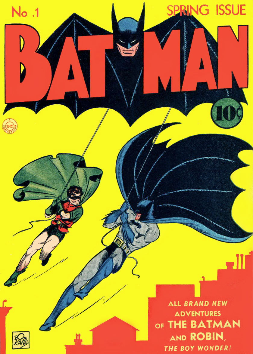Batman Vol.1 #1