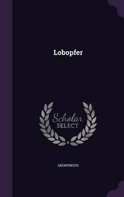 Lobopfer