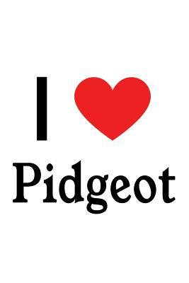 I Love Pidgeot