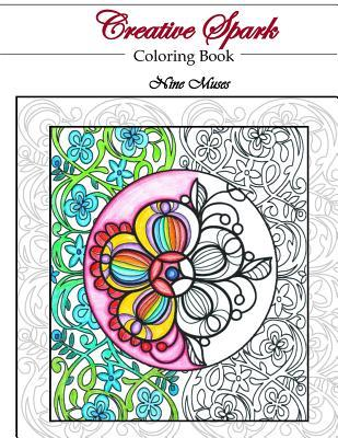 Creative Spark Coloring Book