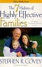Seven Habits of Highly Effective Familie