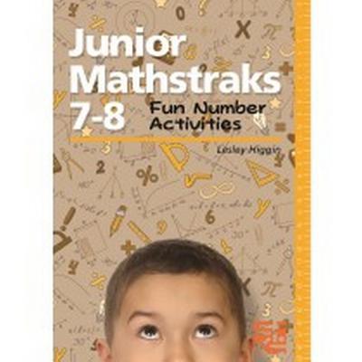 Junior Mathstraks 7-8