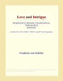 Love and Intrigue (Webster's Chinese Traditional Thesaurus Edition)