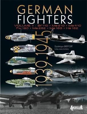German Fighters 1939-1947