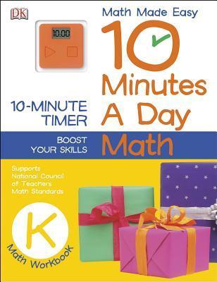 10 Minutes a Day Math Grade K