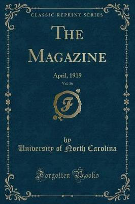 The Magazine, Vol. 36