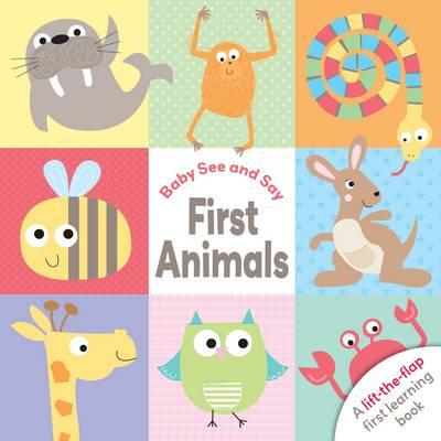 Baby See and Say First Animals