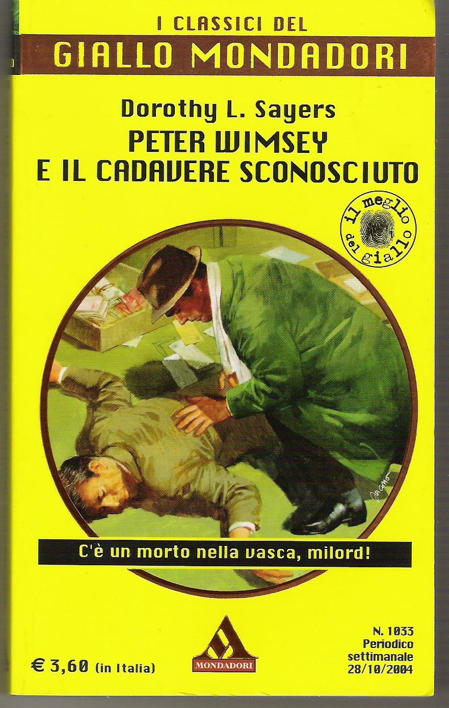 Peter Wimsey e il cadavere sconosciuto
