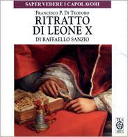 Ritratto di Leone X di Raffaello Sanzio