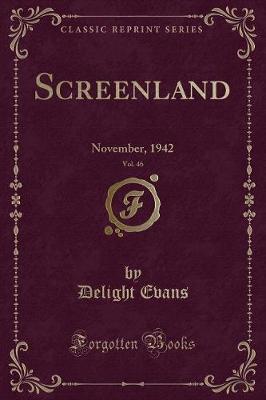 Screenland, Vol. 46