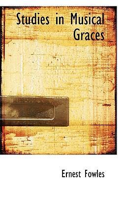 Studies in Musical Graces
