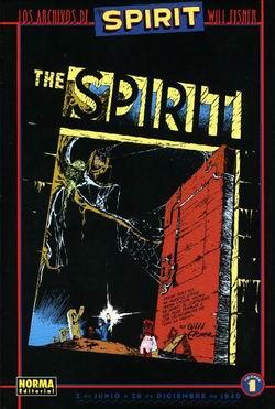 Los archivos de The Spirit #1