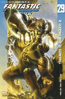 Ultimate Fantastic Four n. 29