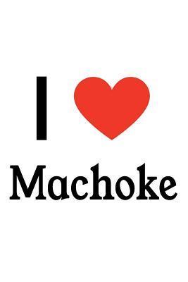 I Love Machoke