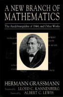 A New Branch of Mathematics