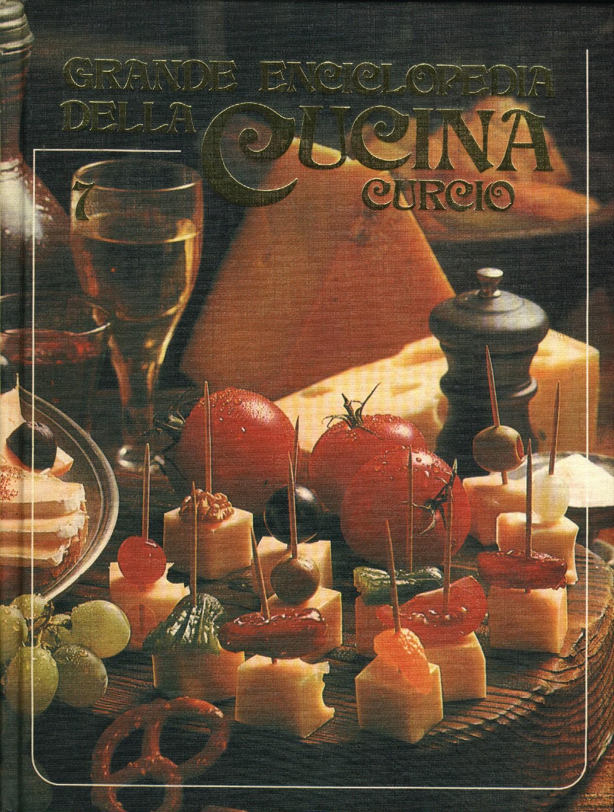 Grande Enciclopedia della Cucina Vol. 7 (con-cre)