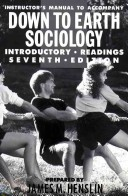 Down to Earth Sociology, Seventh Edition