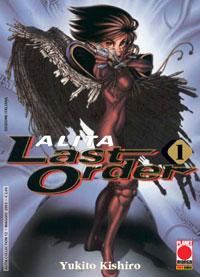 Alita Last Order vol. 01