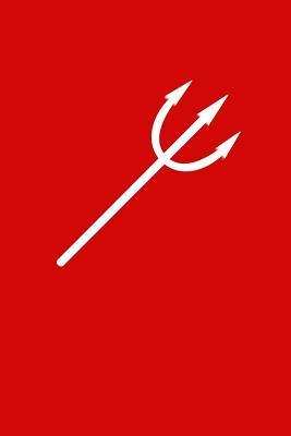 Devil's Pitch Fork Lined Journal