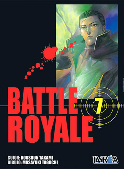 Battle Royale #7 (de...