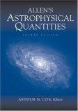 Astrophysical Quantities