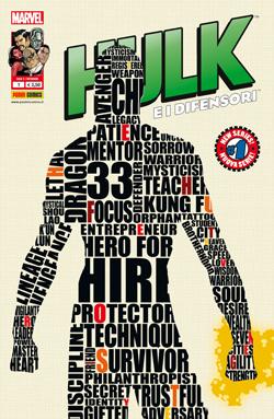 Hulk e i Difensori n. 1