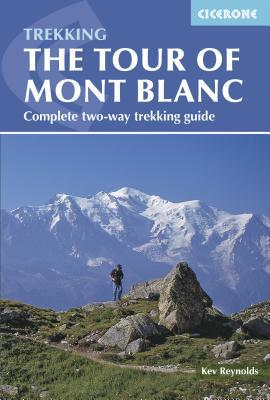 Cicerone The Tour of Mont Blanc