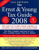 The Ernst & Young Tax Guide 2008