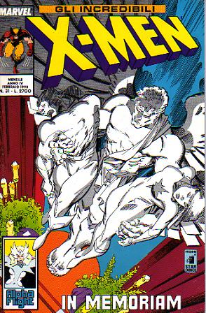 Gli Incredibili X-Me...