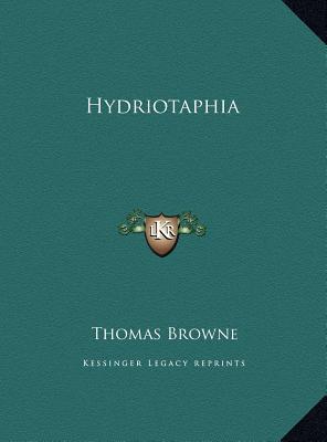 Hydriotaphia