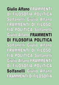 Frammenti di filosofia politica