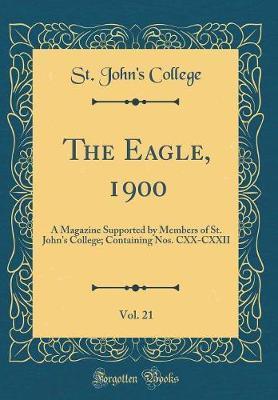 The Eagle, 1900, Vol. 21