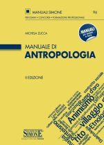Manuale di antropologia