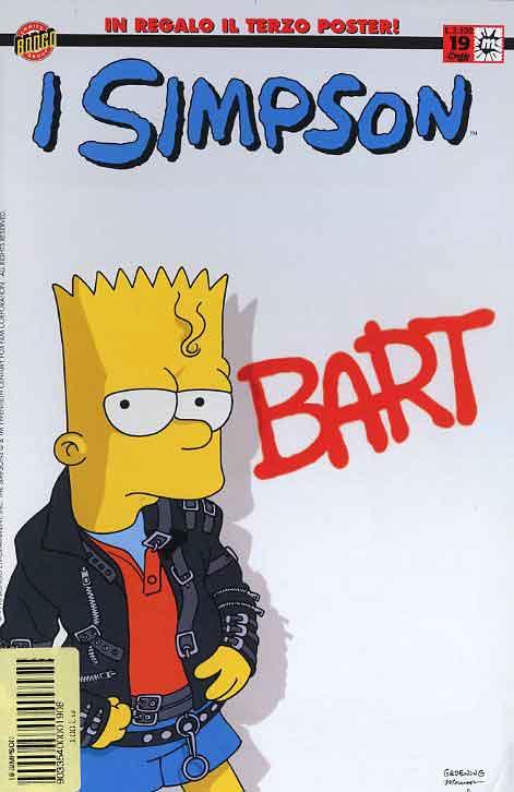 I Simpson n. 19