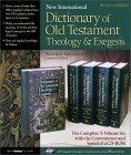 New International Dictionary of Old Testament Theology and Exegesis for Windows