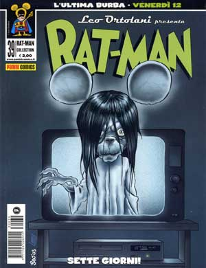 Rat-Man Collection n.39