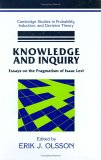 Knowledge and Inquiry