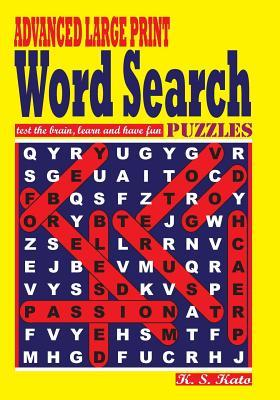 Advanced Word Search Puzzles