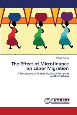The Effect of Microfinance on Labor Migration