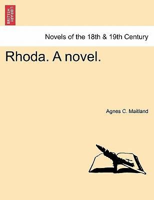 Rhoda. A novel. VOL.I