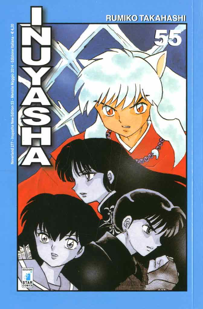 Inuyasha vol. 55