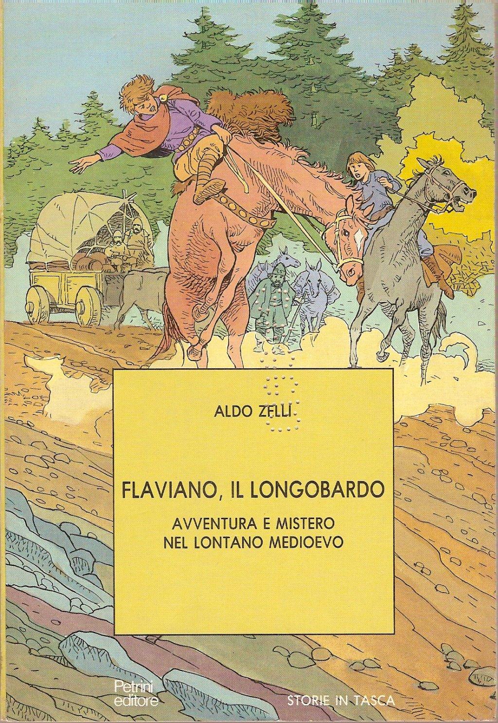 Flaviano, il longobardo
