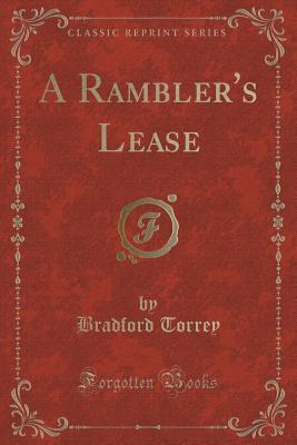 A Rambler's Lease (C...