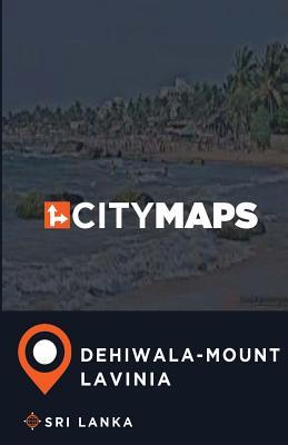 City Maps Dehiwala-mount Lavinia Sri Lanka