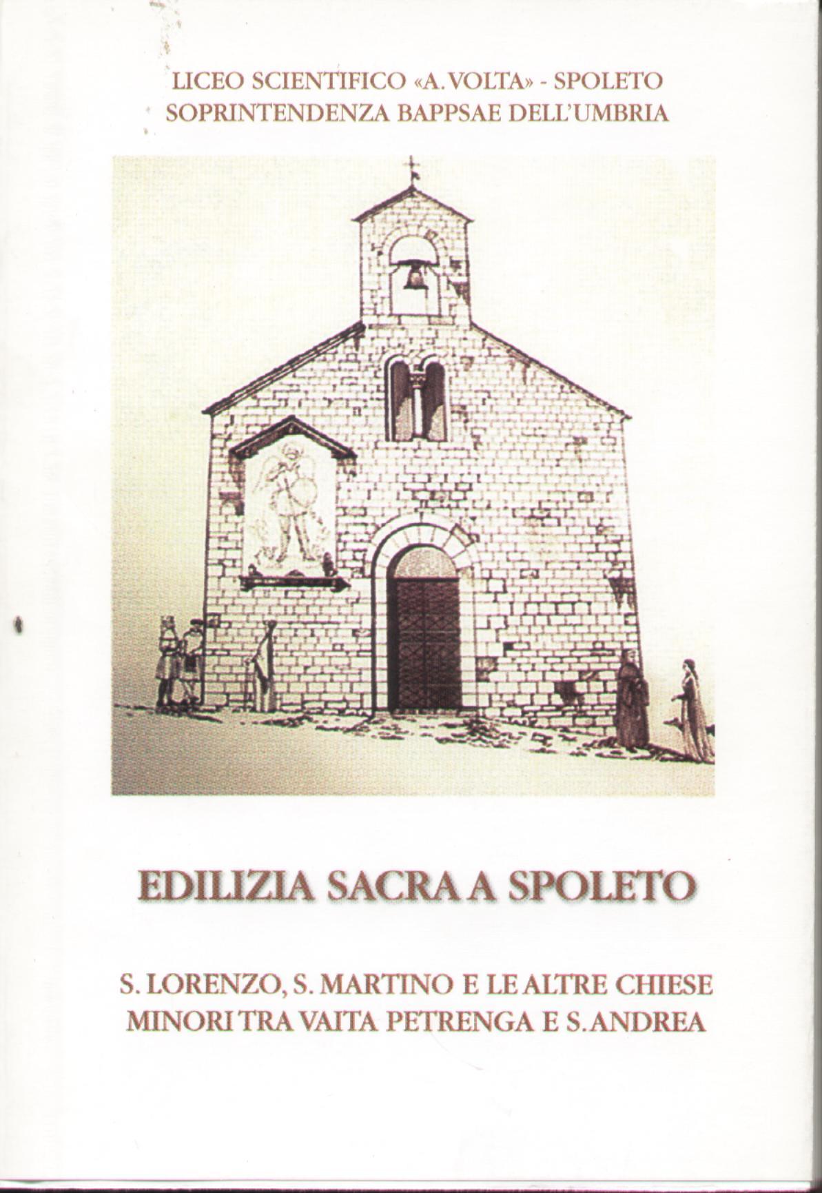 Edilizia sacra a Spoleto