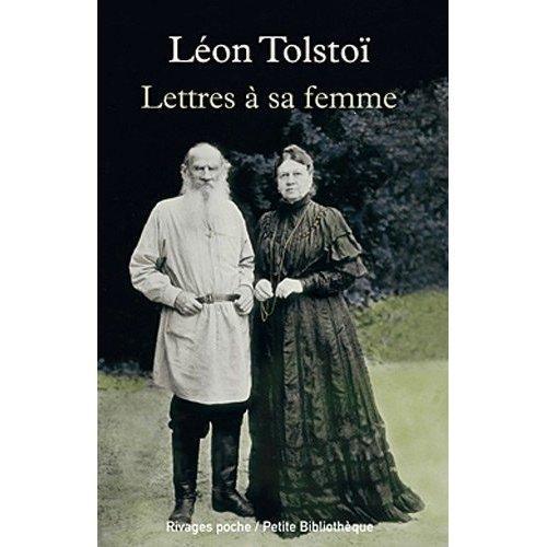 Lettres à sa femme
