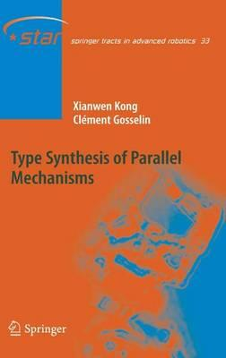 Type Synthesis of Parallel Mechanisms