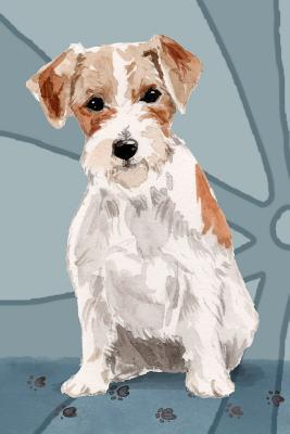 Bullet Journal Notebook For Dog Lovers, Jack Russell Terrier Sitting Pretty 9